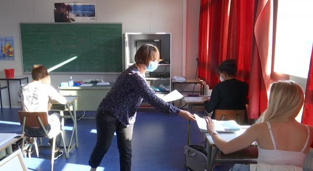 Rentrée scolaire : atmosphère sereine à l'ITP de Court-Saint-Étienne