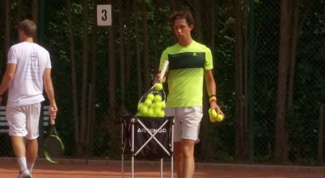 testHope and Spirit : progresser dans le tennis, persévérer dans ses études