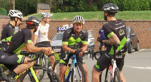 testProtocole strict pour la reprise des compétitions cyclistes en Brabant wallon