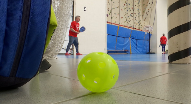 Le pickleball : de Washington à Jodoigne