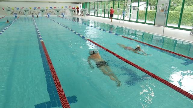 La piscine de Waterloo a rouvert ses portes au public