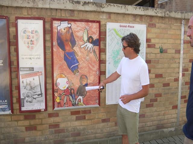 Le Centre Placet envoie l'art dans les rues de Louvain-la-Neuve