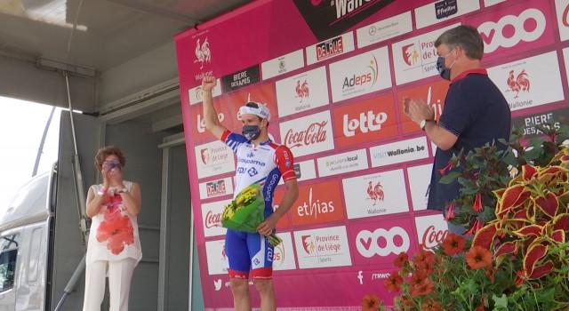 Cyclisme : le tour de Wallonie, à huis clos, fait étape à Wavre