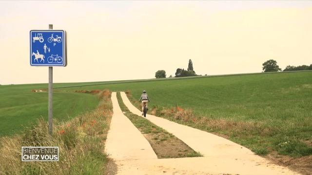testBienvenue chez vous : le Brabant wallon à vélo