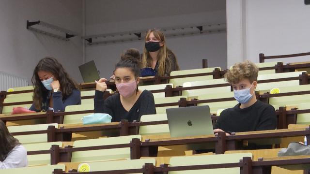 testCOVID-19 : À quoi ressemble l'université d'aujourd'hui ?