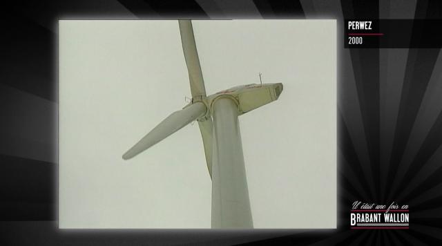 test#77 PERWEZ – Les début de l'éolien belge.