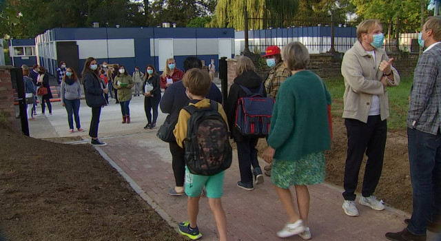 testL'école NESPA accueille sa première rentrée à Genappe
