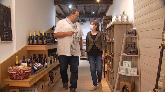 Nos Plus Belges Histoires : deux commerçants s'associent pour le 100% belge !