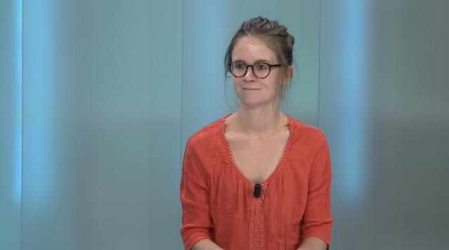 L'invité : Julie Delbascourt - Semaine de la santé mentale