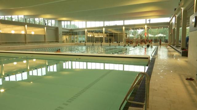 Une piscine innovante pour les nageurs à Braine-l'Alleud