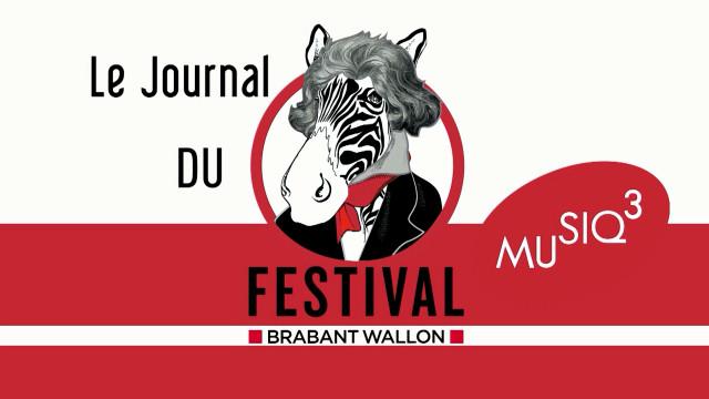 Festival Musiq'3 Brabant wallon - JT du 8 octobre 2020