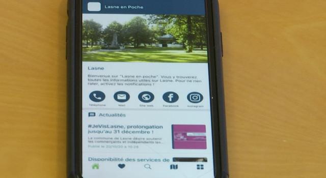Un nouvel outil numérique pour l'administration communale lasnoise