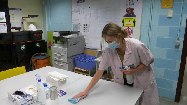 Les métiers du nettoyage en pénurie, formations à venir au Forem