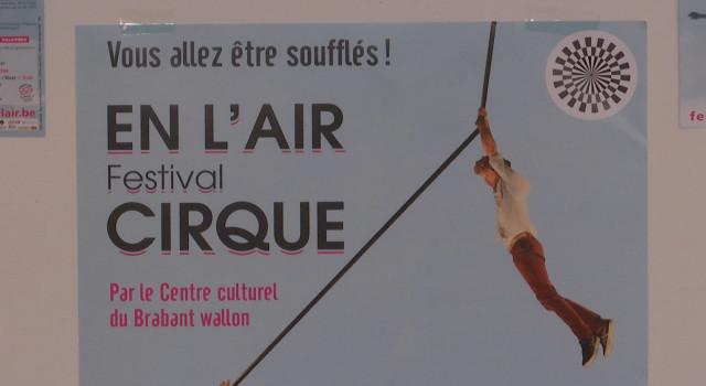 Le maintien du festival EN L'AIR ne tient qu'à un fil