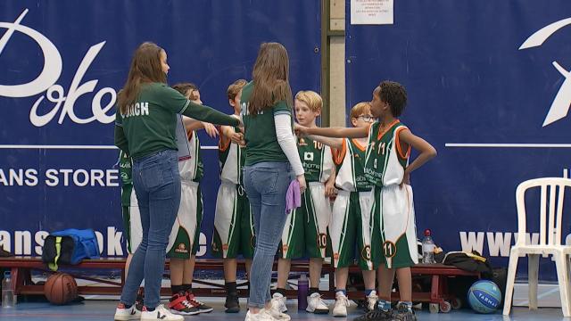 Basket : Zoom sur les équipes jeunes du Royal Waterloo