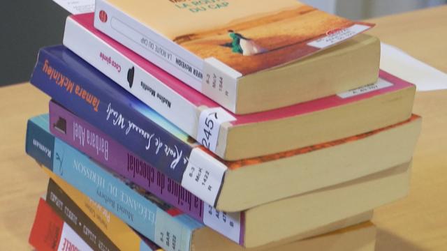 1 million débloqué pour l'achat massif de livres dans les bibliothèques