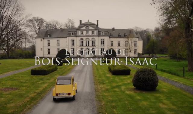 testUn monument une histoire - Château de Bois-Seigneur-Isaac