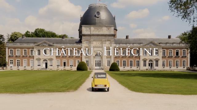 Un monument une histoire - Château d'Hélécine