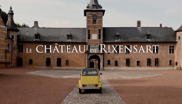 Un monument une histoire - Château de Rixensart