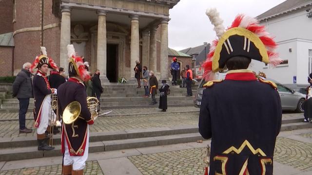 Funérailles d'Yves Van Der Cruysen : le dernier rassemblement autour de l'échevin waterlootois