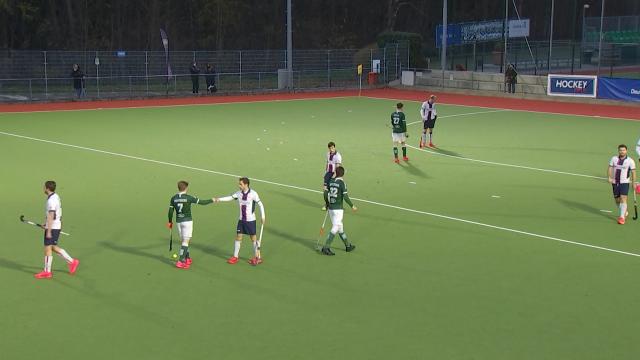 Le Watducks étrille 9-1 l'Old Club de Liège