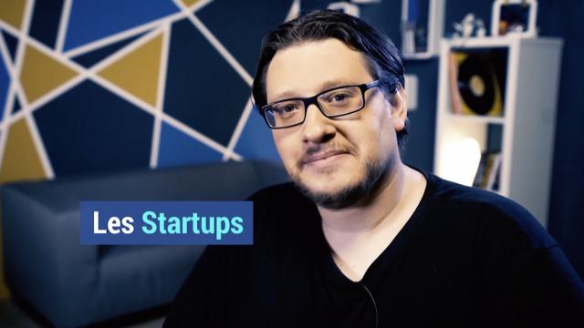 testEnter : Les startups