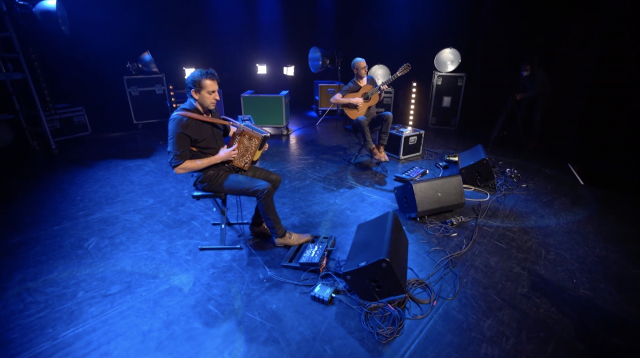 04 Show Case - Quentin Dujardin & Didier Laloy