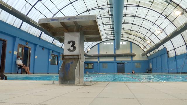 Une machine bien huilée à la piscine de Jodoigne !