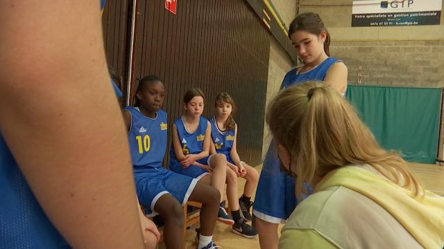Castors contre Rebond : retour de la compétition chez les U12 filles