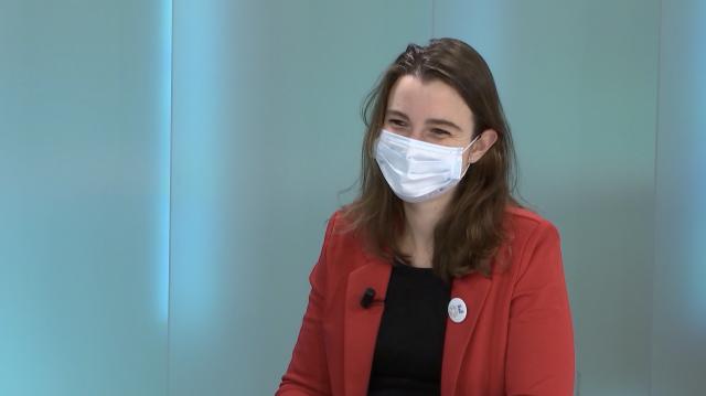 L'invité : Marie Wuestenberghs - Campagne Îles de Paix