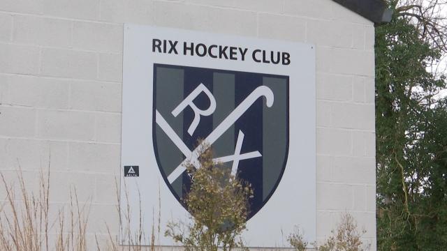 Reprise des matches entre jeunes au Rix Hockey Club