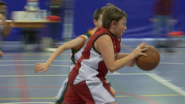 """Derniers matches joués ce week-end entre jeunes basketteurs : """"Je comprends mais ça me déçoit"""""""