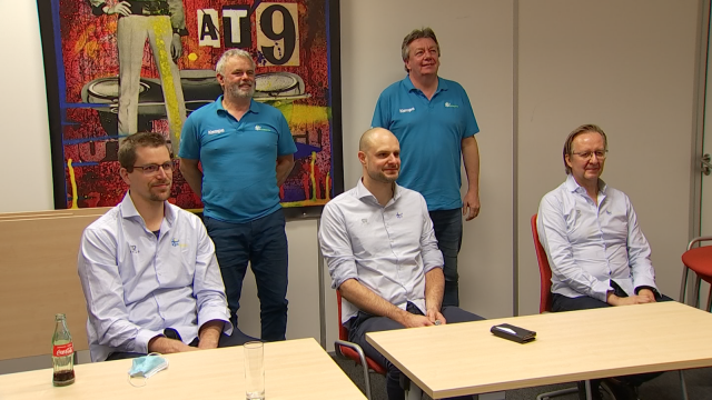 AxisGuibertin prépare sa prochaine saison 2021-2022