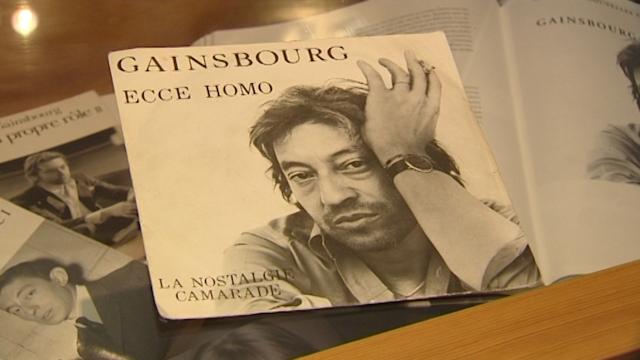 Gainsbourg, 30 ans déjà, et une passion toujours vive chez les collectionneurs