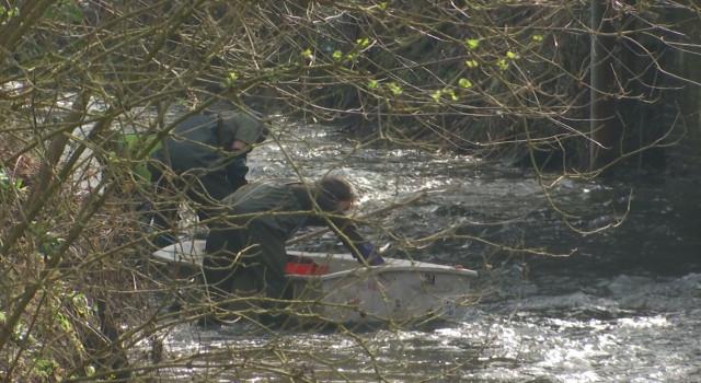 Le nettoyage des rivières, encore et toujours indispensable
