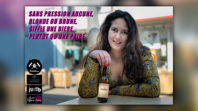 """""""Siffle une bière plutôt qu'une paire"""", la campagne contre les stéréotypes masculins"""