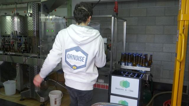 testLa Brasserie de l'Orne, une brasserie participative et écologique