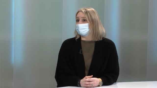 testL'Invitée : Florence Brion - Nouvelle directrice de l'AMO de Jodoigne