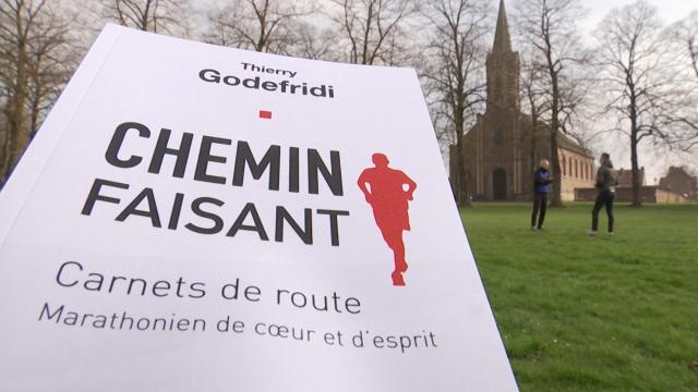"""""""Chemin faisant"""", le roman philosophique d'un marathonien"""