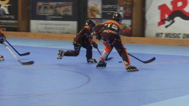 À la découverte du roller hockey, dans l'ombre du hockey sur glace