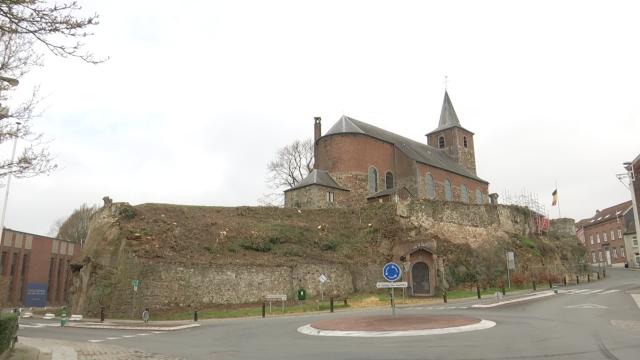 testL'unique église sur promontoire de la province restaurée pour ses 900 ans !