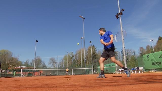 Tennis : le sport amateur encore et toujours mis de côté