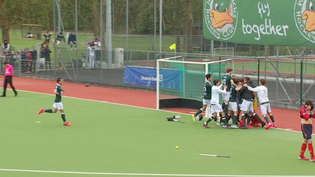 Hockey : les Watducks décrochent leur ticket pour la finale du championnat belge
