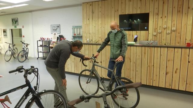 ReCycle, le spécialiste du vélo recyclé à Waterloo