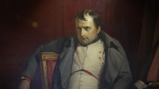 Mémorial 1815 :  Les dernières heures de Napoléon