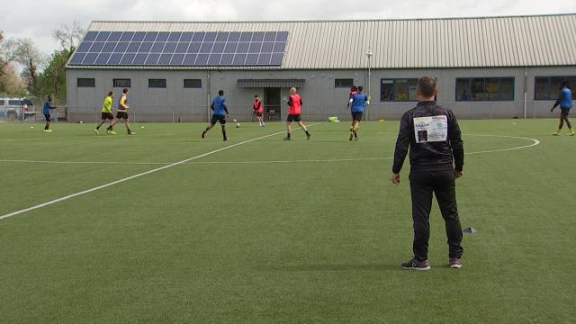 Les footballeurs retrouvent le chemin des entraînements au RAS Jodoigne