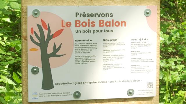 test Achat collectif du Bois Balon à Bousval