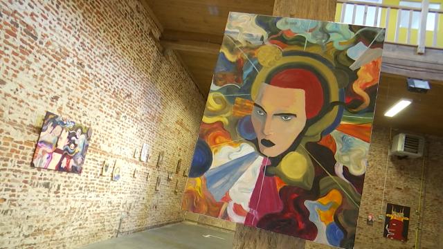 Re-génération : 3 jeunes artistes exposent pour la première fois à Ottignies