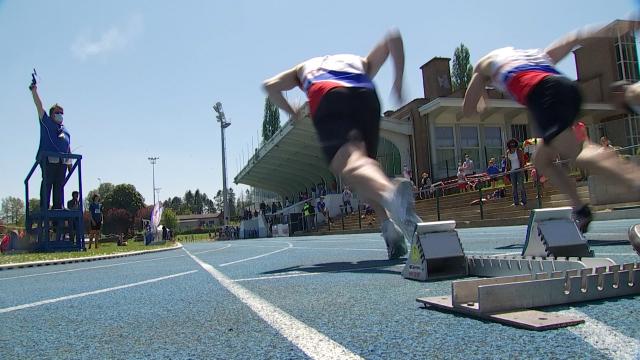 Challenge Dethier : les jeunes athlètes en compétition à Nivelles