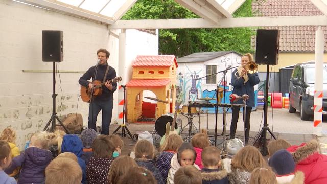 Houtain-le-Val : les concerts s'invitent à l'école
